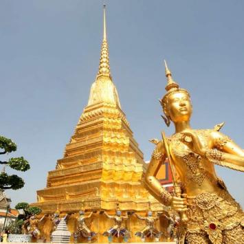Tour du lịch Thái Lan – Bangkok – Pattaya 5 ngày