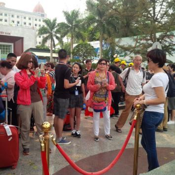 Việt nam đón hơn 4 triệu lượt khách quốc tế trong 5 tháng